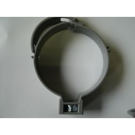 Nieuw !! BAMPI  universele POLO -CLIP  voor regenwaterbuis  70-80-90-100 mm