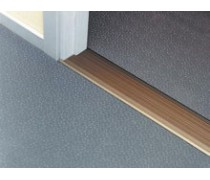 Aluminium Zorg- Drempelprofielset voor aanpassing drempel t.b.v. rolstoel art.nr:8697.459