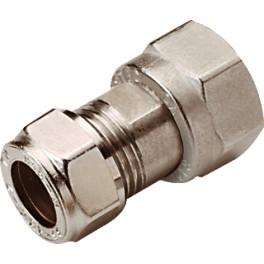 Gasaansluitkoppeling M24 x 15 mm knel  art 4095824