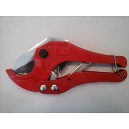 Koopje , Profi-schaar om meerlagenbuis recht of te knippen voor meerlagenbuis tot maar liefst 42 mm!!   art.nr 222.2051