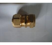(X)Overgang van 22 mm knel  naar  26 mm kunststof  meerlagenbuis