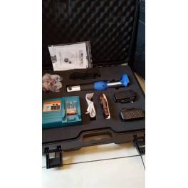(A1)Nu of nooit!.De extra voordelige Handyman/Comisa Starter-set(accuperstang-gereedschap-koppelingen en buis )Th-perssysteem