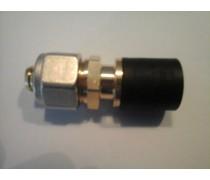(A) Overgangskoppeling Rehau 16 mm x 16 mm Comisa persysteem d.m.v. eurokonokoppeling