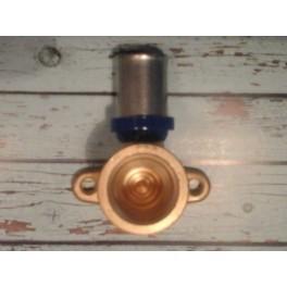 (D2) Handyman Extra Profit pers muurplaat 1/2 x 20 mm 39 mm hoogte  Th-systeem