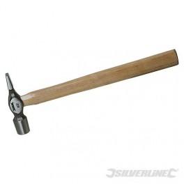 Penbankhamer  227 gram met hardhouten steel  art HA13