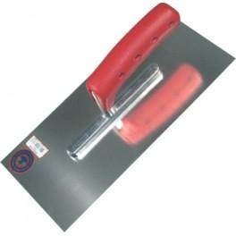 RVS Profi Stuc-spaan 28cm x 13 cm voor opzetten en afwerken stucmuren/plafonds art 9061080