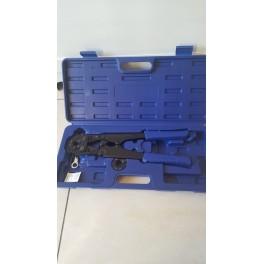 (A1) Nieuw!! Kleine handige handperstang Th-syteem recht model 38cm voor 16-20mm perskoppelingen/meerlagenbuis