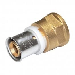 (A7) Comisa overgangskoppeling pers x binnendraad 26mm x 1/2 art 87.13.255