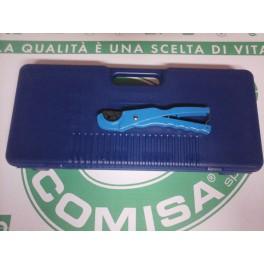 (A1)Kleine voordelige Handyman-Comisa Starter-set(perstang 16/20 mm -gereedschap-koppelingen en buis en knie mat )Th-systeem