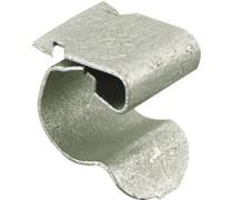 Spantklem voor  kunststofwaterleiding 19-24mm art 501940