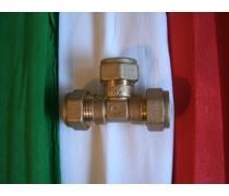 (C) Knel t-stuk speciale maat 14 mm x 14 mm x14 mm art 84.01.828