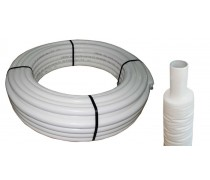 (B5) meerlagenbuis  26 mm x 3 mm per mtr met dikke iso-laag tegen bevriezing  art.nr: 87.80.386