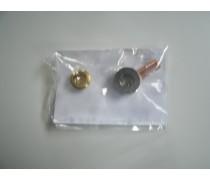 (A)  (special) Overgangssetje voor knelkoppeling voor kopere buis  12 mm en kopere wicu-buis 12 mm x 1/2 art.nr 88.03.170