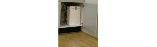 keukenboilers met aansluitmaterialen