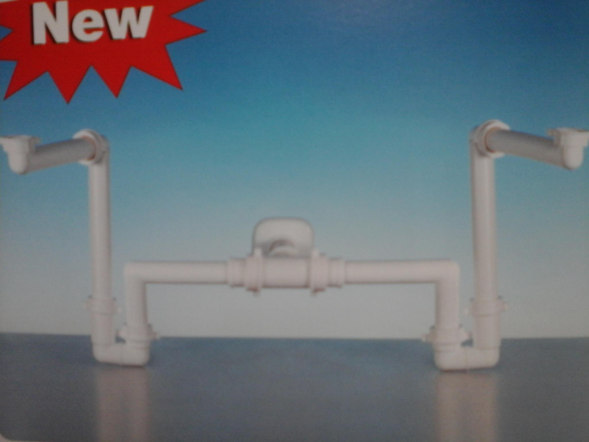Ruimtebesparende Sifon Wastafel : Verstelbare wastafel en wc installatie